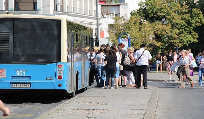 Poskupljuje gradski prevoz u Novom Sadu, ali ne i u prigradskim naseljima