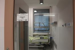 Manji broj kovid pacijenata na lečenju u Novom Sadu