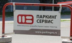 Besplatan parking kod Novosadskog sajma za one koji dolaze da se vakcinišu