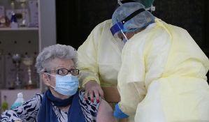 FOTO: Kreće masovna vakcinacija Novosađana na Sajmu, pogledajte šemu radi bržeg procesa