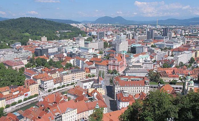 Slepa ulica u Ljubljani dobila naziv po Beogradu