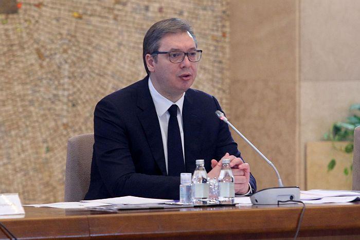 Vučić: Za vikend primam vakcinu protiv kovida, bio sam bolešljiv pa mi Zlatibor zabranio do tada