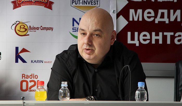 OK Vojvodina prekinula saradnju sa menadžerskom agencijom