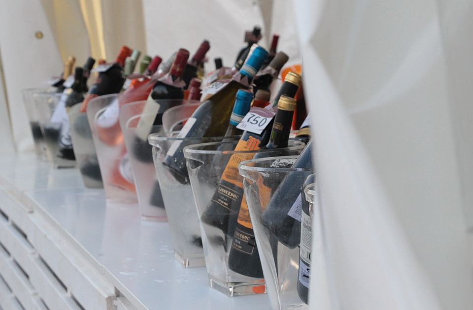 U Srbiji registrovano 430 proizvođača vina