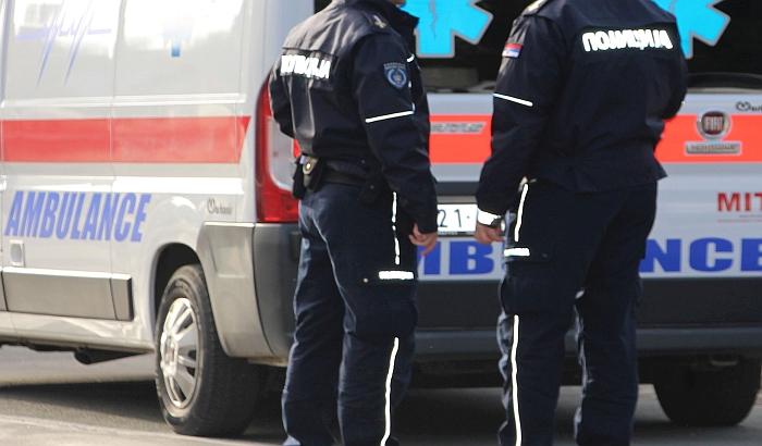 Dva pešaka i biciklistkinja povređeni u udesima u Novom Sadu
