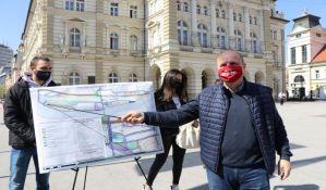 FOTO, VIDEO Novaković: Grad ne usvaja GUP zbog gradnje