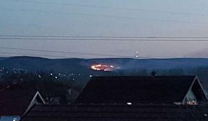 VIDEO: Ponovo požar kod Beočina