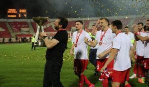 Voša dočekuje Partizan u polufinalu Kupa Srbije