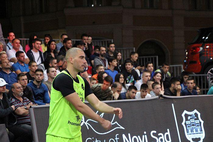 Međunarodni turnir u basketu danas i sutra, Novi Sad domaćin