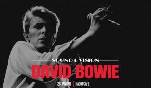 Veče posvećeno Dejvidu Bouviju u Radio kafeu: Film, muzika i zvezdana prašina