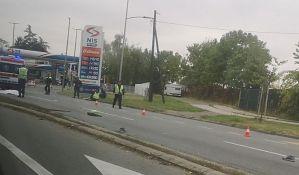 Žena poginula u teškom udesu na Rumenačkom putu