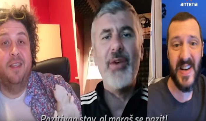 VIDEO: TBF svoj hit prilagodio epidemiji -