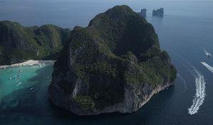 Turisti uništili tajlandski raj iz filma