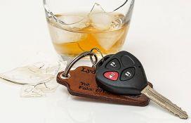 Meštanin Žablja vozio kola sa 2,3 promila alkohola u krvi