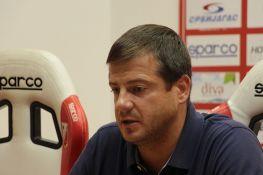 Lalatović pred Partizan: Ne plašimo ih se, situacija u Voši stabilna