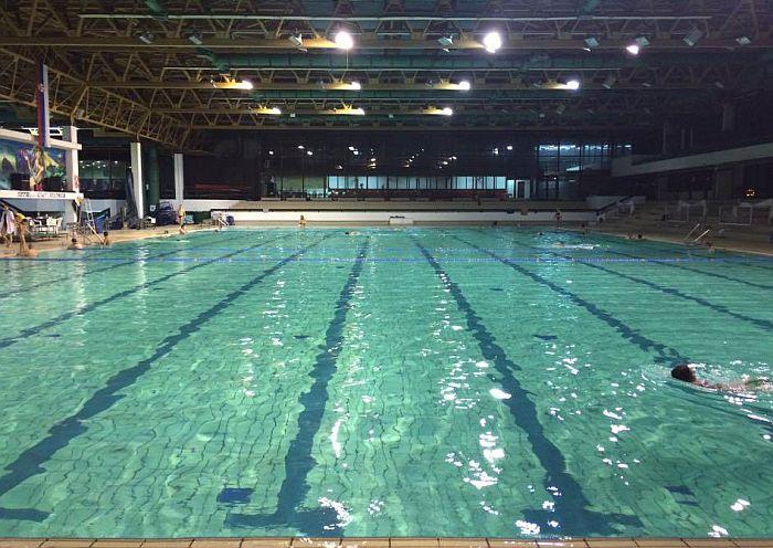 Grad planira dva zatvorena olimpijska bazena do kraja godine