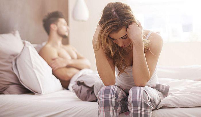 Svaka peta žena nezadovoljna svojim seksualnim životom