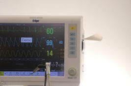 Rekordan broj pacijenata u kovid bolnici na Mišeluku