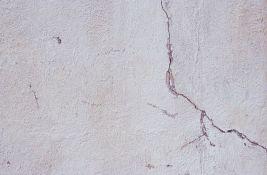 Slab zemljotres kod Petrinje