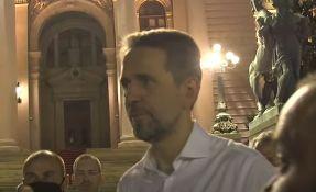 Radulović najavio protest ispred Skupštine, Nogo pozvao građane da ponesu paradajz, jaja i pejntbol puške