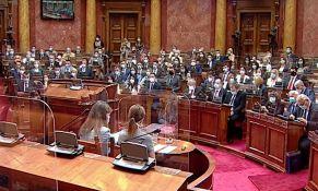 Novi poslanici položili zakletvu, konstituisan 12. saziv Skupštine Srbije
