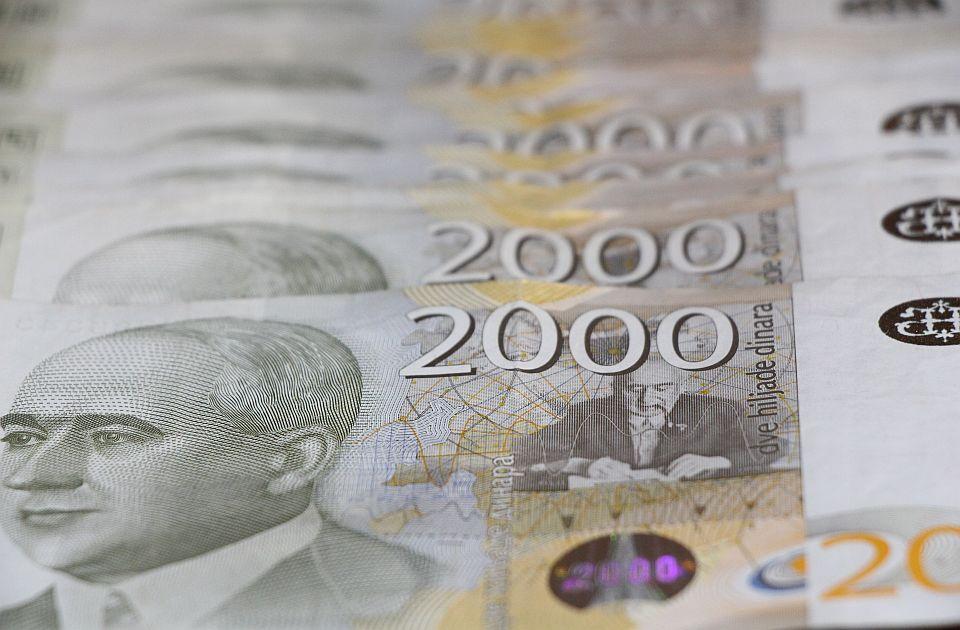 Više od tri miliona prijavljenih za novčanu pomoć od 60 evra