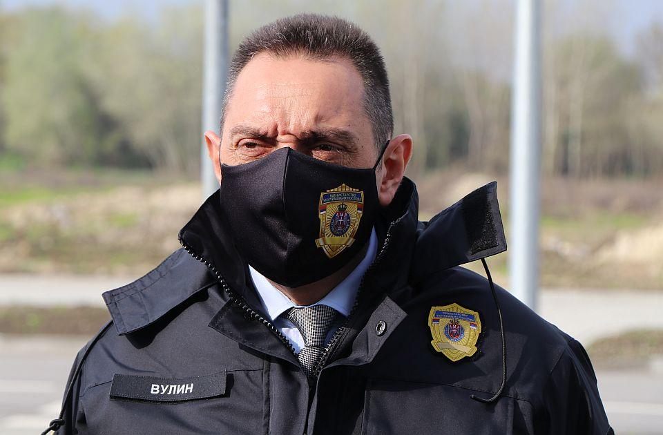 """Vulin najavio nove dokaze protiv Belivuka: """"Zločini klana nemaju veze sa politikom"""""""