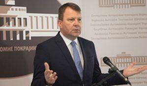 Mirović: Biće izmena u pokrajinskim preduzećima i fondovima