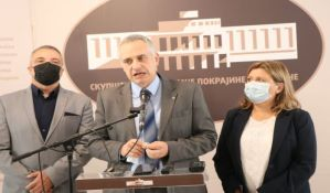 Vojvođanski front o pokrajinskoj vlasti: Kontinuitet moralne i ekonomske okupacije Vojvodine