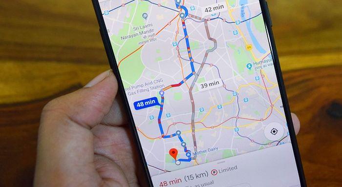 Google Maps uveo Incognito mode