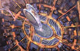 VIDEO: Dubai dobija toranj od 550 metara, sa bazom u obliku otiska prsta šeika