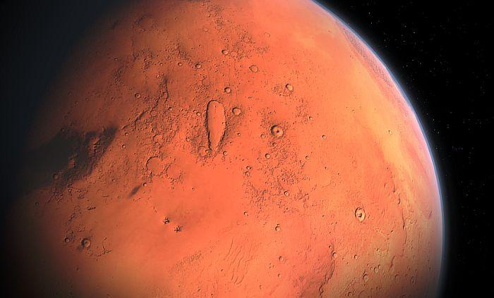 NASA: Mars je vrlo živahan