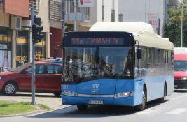 Zbog radova promene trasa autobuskih linija 11a i 11b