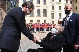 Predsednik Češke se izvinio Srbiji zbog bombardovanja 1999. godine