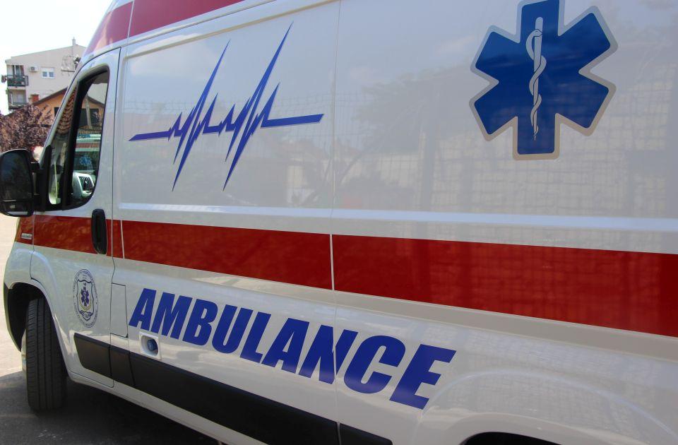 Automobil oborio sedmogodišnjaka na pešačkom prelazu na Novom naselju