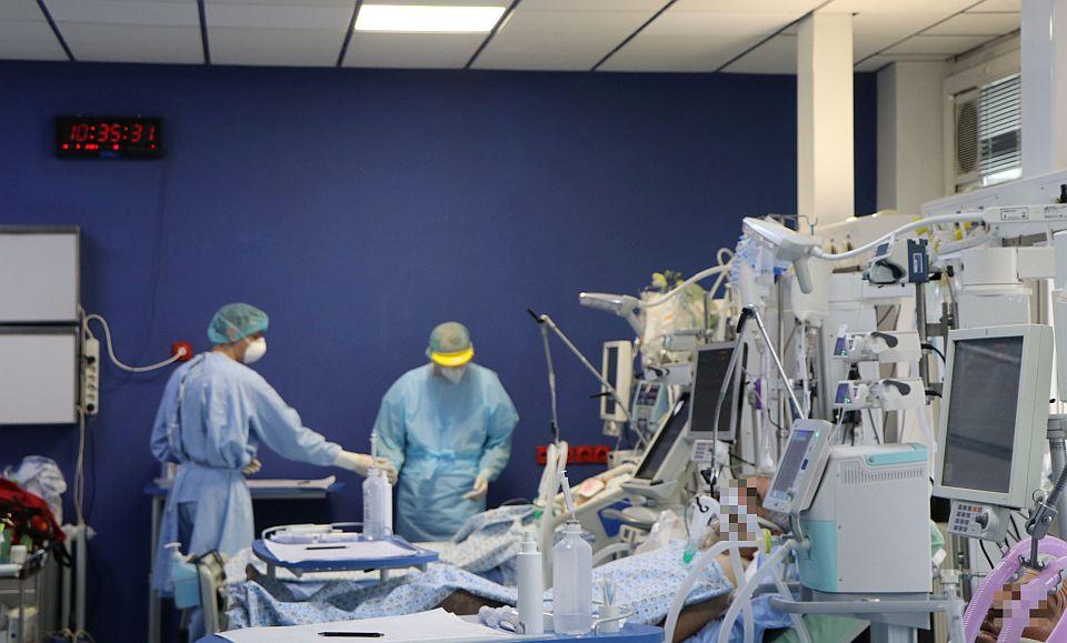 U Novom Sadu sve manje kovid pacijenata