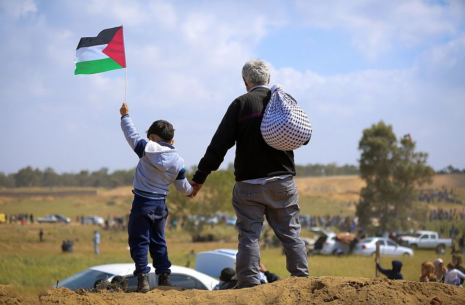 Generalni štrajk Palestinca u Izraelu, Jerusalimu i na Zapadnoj obali
