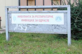 Broj pozitivnih u kovid ambulanti na Novom naselju stigao do 60 dnevno