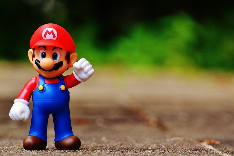 Igra Super Mario Bros. prodata za dva miliona dolara