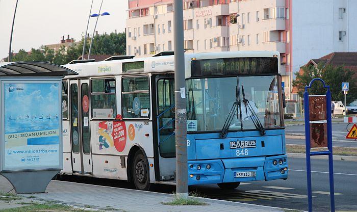 Autobusi GSP-a na liniji 13 privremeno promenili trasu