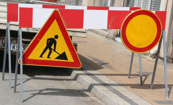 Izmenjen režim saobraćaja u Ulici dr Sime Miloševića zbog radova