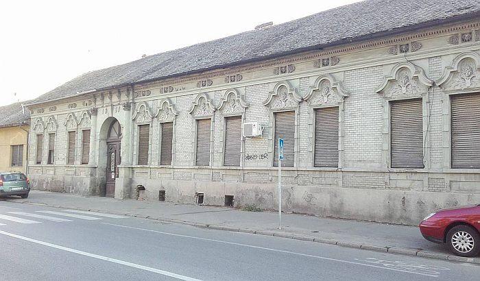 Manjak građevinaca odložio obnovu kuće Mileve Marić