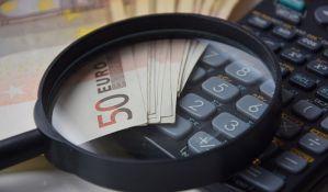 Svaki građanin Srbije bankama duguje po 2.800 evra