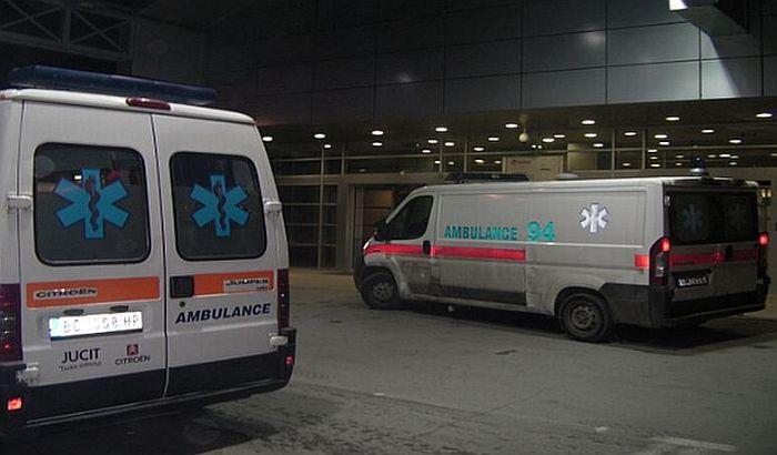 Muškarac poginuo u sletanju kamiona s autoputa Novi Sad-Subotica