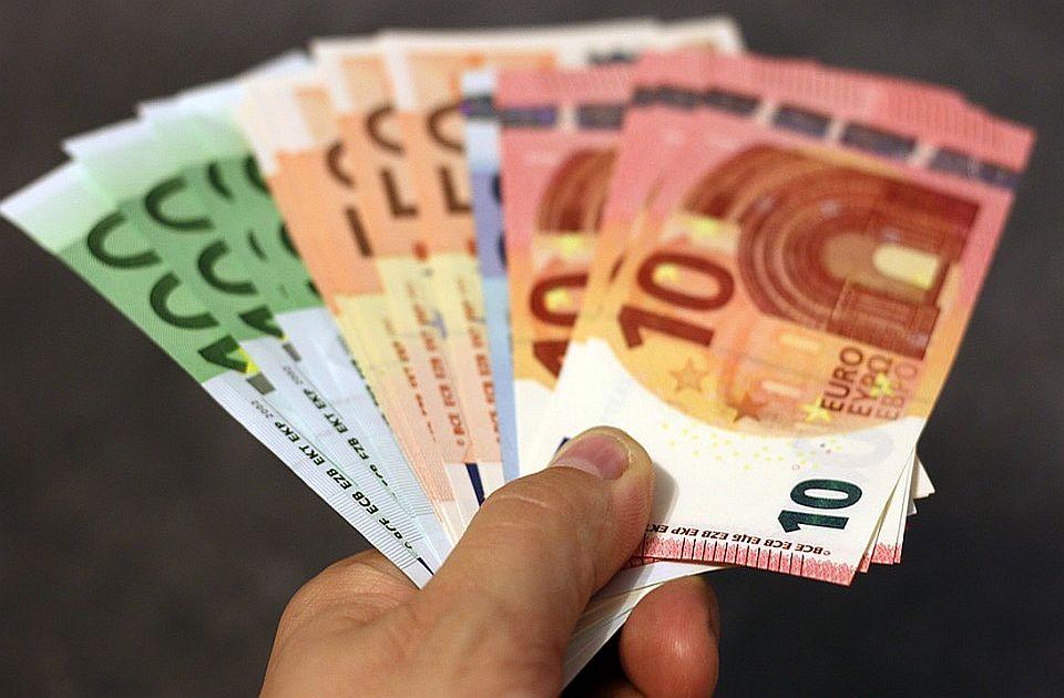 Odbor za finansije odobrio zaduživanje države od 200 miliona evra