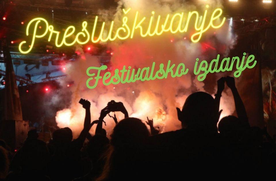 Festival se nastavlja u novom Presluškivanju