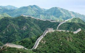 VIDEO: Dronovi spasavaju Kineski zid