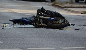 Motociklista stradao u sudaru u Kikindi