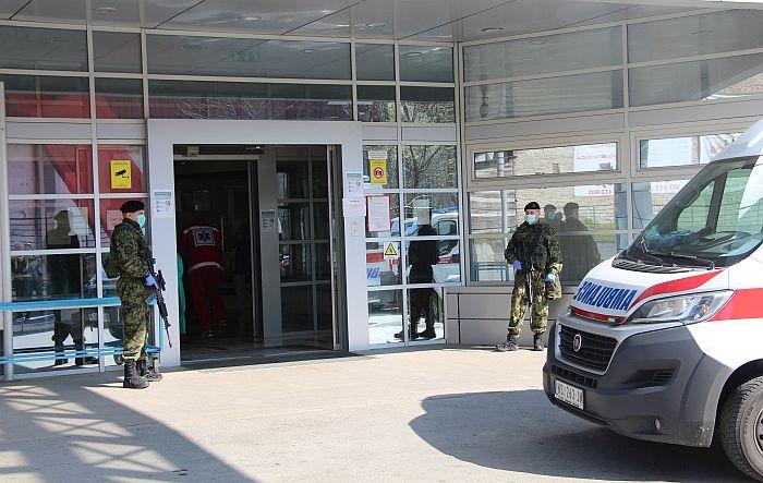 U Kliničkom centru Vojvodine 107 obolelih od virusa korona, na Novosadskom sajmu smešteno njih 39