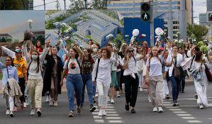 Oslobađaju se demonstranti u Belorusiji, izvinjenje ministra zbog hapšenja